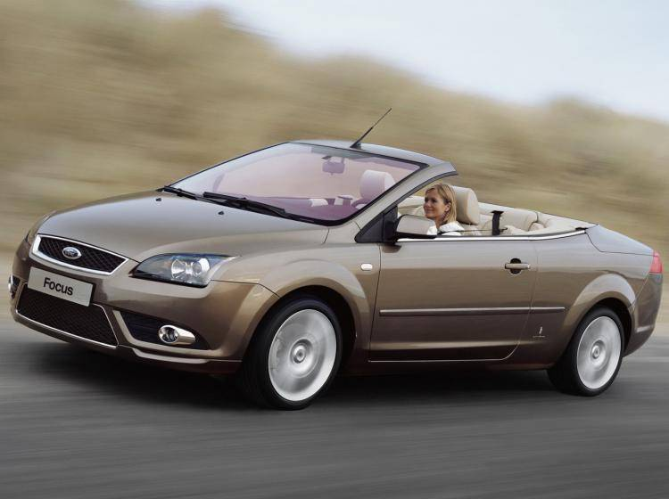 Фото Ford Focus II - схожий с Buick Excelle I