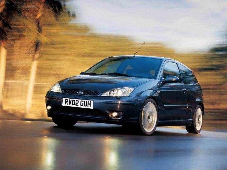 Фото Ford Focus ST I - схожий с Buick Excelle I