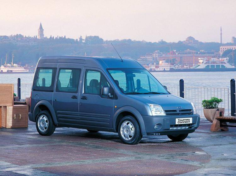 ford tourneo connect конкуренты