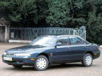 mazda 626, 1986 седан 1.8 мт