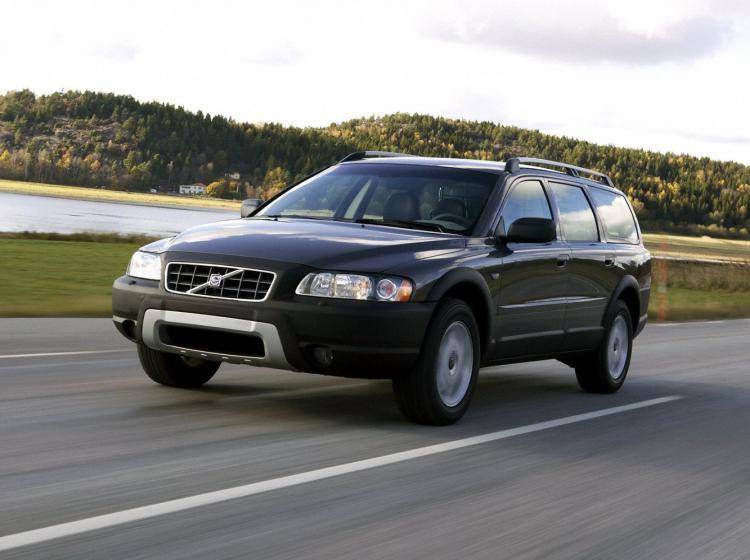 volvo xc70 2006 дорожный налог