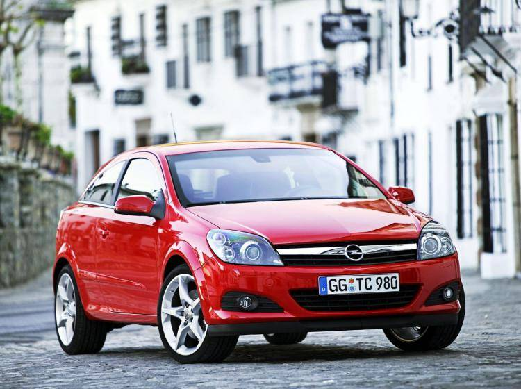 Фото Opel Astra H - схожий с Buick Excelle I