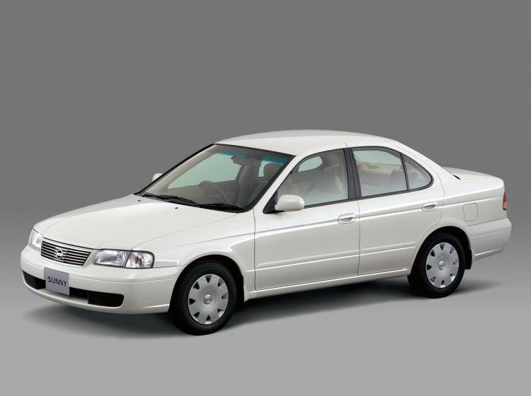 Фото Nissan Sunny B15 - схожий с Buick Excelle I
