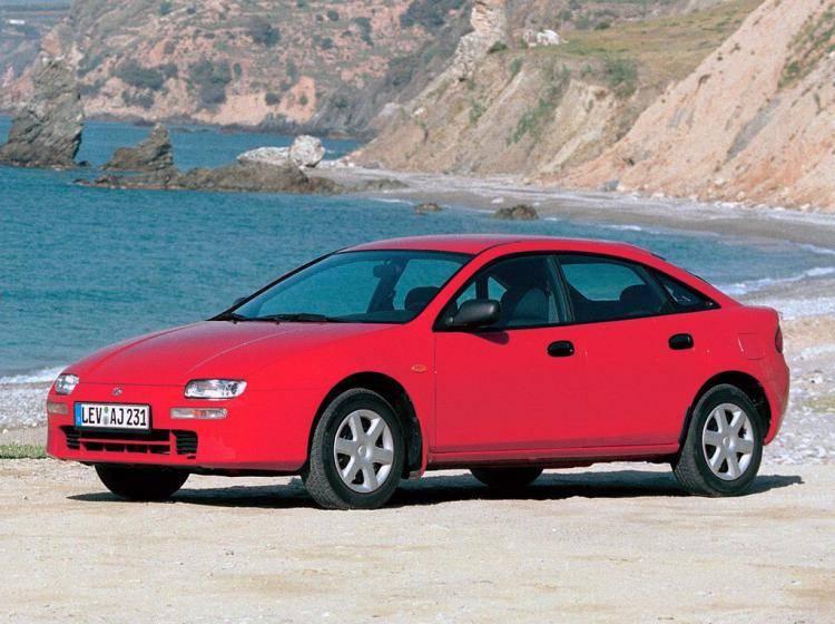 Mazda 323 Ba 1.3 MT (73 л.с.) хэтчбек 3 дв.