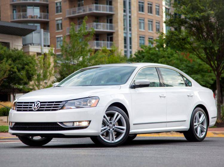 Фото Passat (North America)