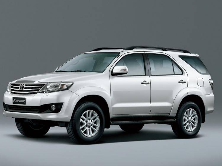 Фото Fortuner